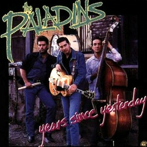 CD Years Since Yesterday di Paladins