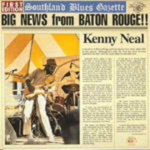 CD Big News from Baton Rouge di Kenny Neal