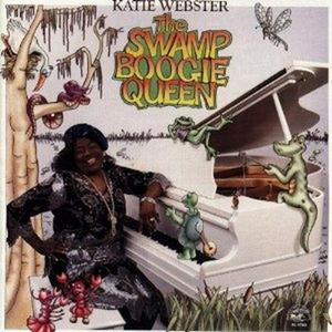 CD The Swamp Boogie Queen Robert Cray , Katie Webster