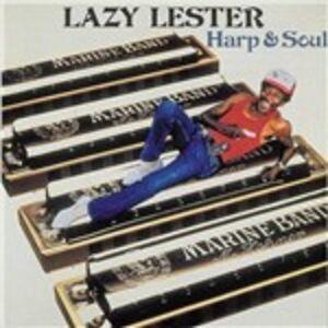 CD Harp & Soul di Lazy Lester
