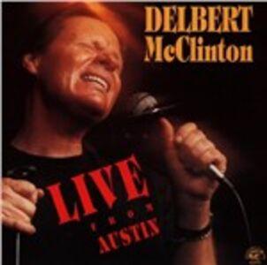 CD Live from Austin di Delbert McClinton