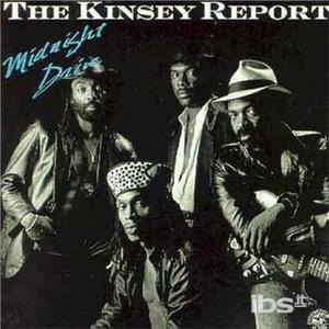 CD Midnight Drive di Kinsey Report