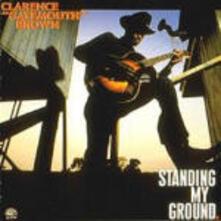 Standing Mr. Ground - CD Audio di Charlie Musselwhite