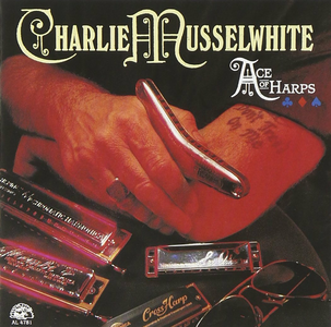 CD Ace of Harp di Charlie Musselwhite