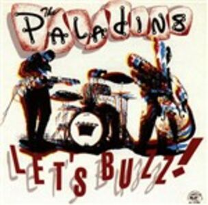 CD Let's Buzz! di Paladins