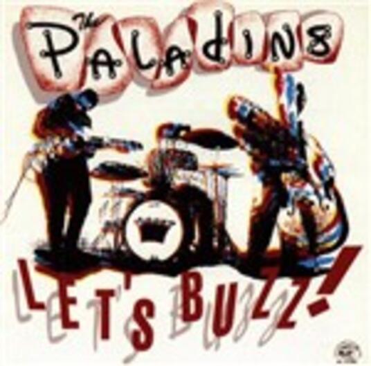 Let's Buzz! - CD Audio di Paladins