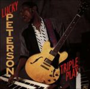 CD Triple Play di Lucky Peterson