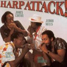Harp Attack! - CD Audio di James Cotton,Junior Wells,Billy Branch,Carey Bell