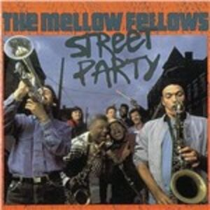 Foto Cover di Street Party, CD di Mellow Fellows, prodotto da Alligator