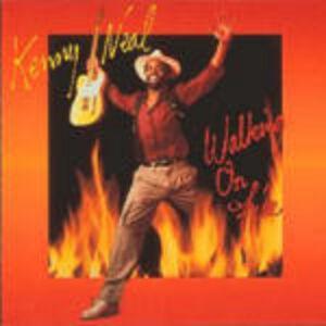CD Walking on Fire di Kenny Neal