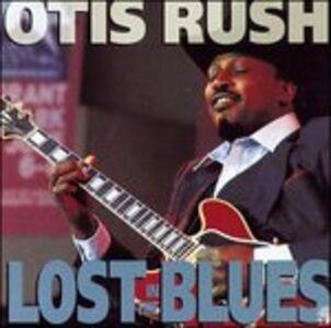 CD Lost in the Blues di Otis Rush