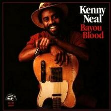 Bayou Blood - CD Audio di Kenny Neal