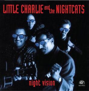 CD Night Vision Little Charlie , Nightcats