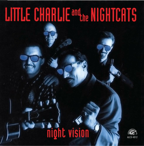 CD Night Vision Little Charlie , Nightcats