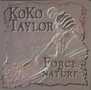 CD Force of Nature di Koko Taylor
