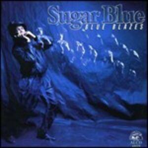 CD Blue Blazes di Sugar Blue
