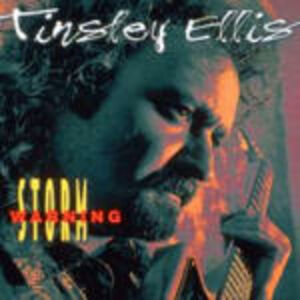 Foto Cover di Storm Warning, CD di Tinsley Ellis, prodotto da Alligator