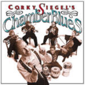 CD Chamber Blues di Corky Siegel