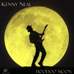 CD Hoodoo Moon di Kenny Neal
