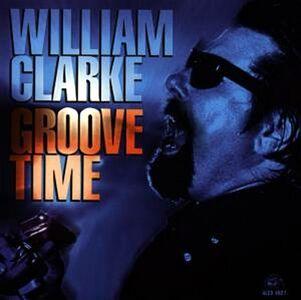 CD Groove Time di William Clarke