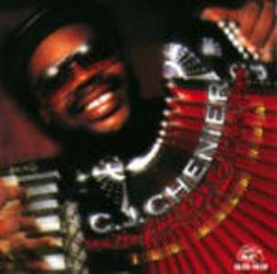 CD Too Much Fun di C.J. Chenier