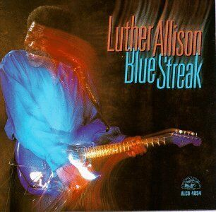 CD Blue Streak di Luther Allison