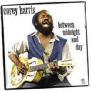 Foto Cover di Between Midnight and Day, CD di Corey Harris, prodotto da Alligator