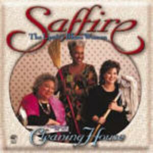 CD Cleaning House di Saffire