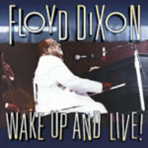 CD Wake up and Live! di Floyd Dixon