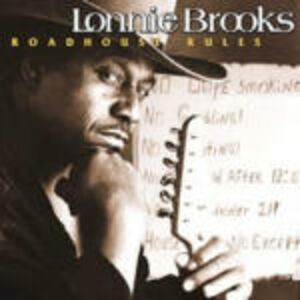 CD Roadhouse Rules di Lonnie Brooks