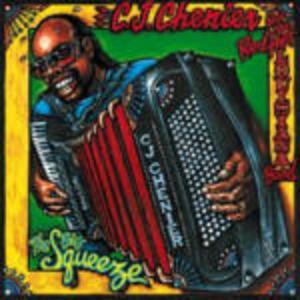 The Big Squeeze - CD Audio di C.J. Chenier,Red Hot Louisiana Band