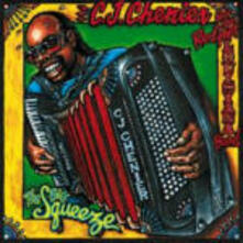 The Big Squeeze - CD Audio di C. J. Chenier,Red Hot Louisiana Band
