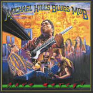 CD Have Mercy! di Michael Hill's Blues Mob