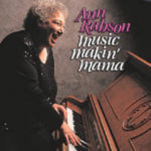 CD Music Makin' Mama di Ann Rabson