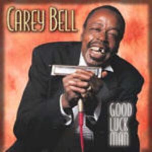 Foto Cover di Good Luck Man, CD di Carey Bell, prodotto da Alligator