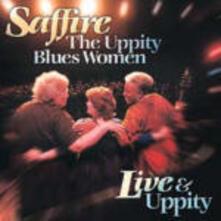 Live & Uppity - CD Audio di Saffire