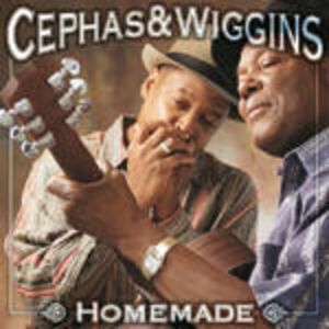 CD Homemade John Cephas , Phil Wiggins