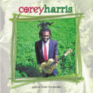 CD Green from the Garden di Corey Harris
