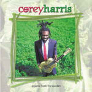 CD Green from the Garden di Corey Harris