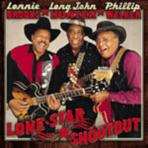 CD Lone Star Shootout di Lonnie Brooks