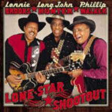 Lone Star Shootout - CD Audio di Lonnie Brooks