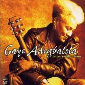 CD Bitter Sweet Blues di Gaye Adegbalola