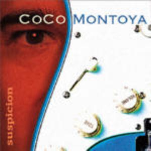 CD Suspicion di Coco Montoya