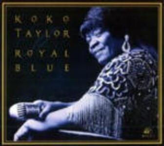 CD Royal Blue di Koko Taylor
