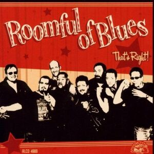 CD That's Right! di Roomful of Blues