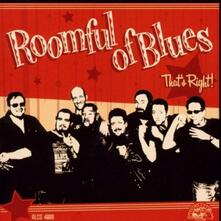 That's Right! - CD Audio di Roomful of Blues