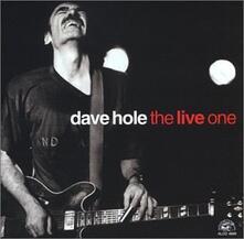 Live One - CD Audio di Dave Hole