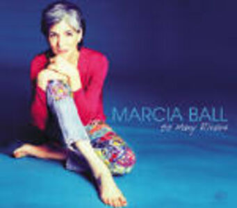 CD So Many Rivers di Marcia Ball