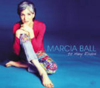 CD So Many Rivers di Marcia Ball