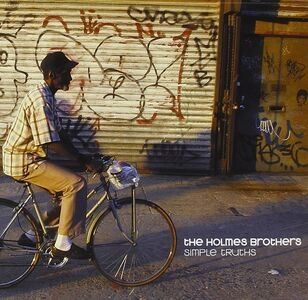 CD Simple Truths di Holmes Brothers